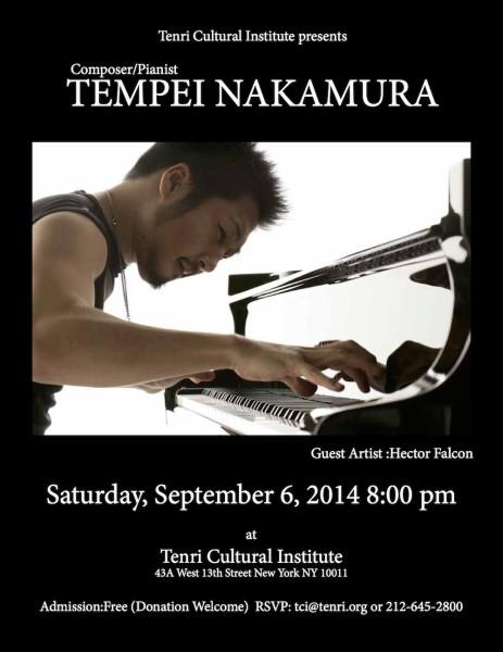 tempei nakamura flyer