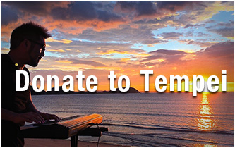 Donation to Tempei's activities
